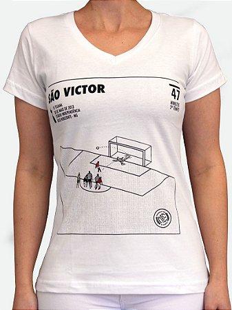 Camisa do Galo - São Victor   Feminino
