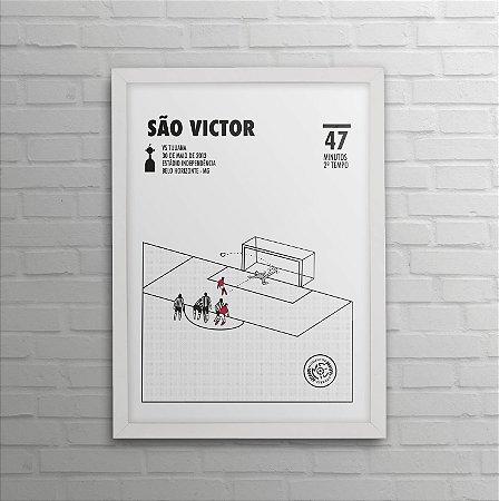 Quadro do Galo - São Victor