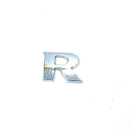Emblema Renault Letra R 13 a 20