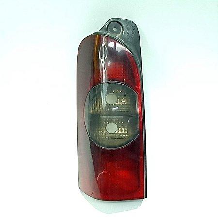 Lanterna Esquerda Bicolor Renault Master 2.5  10 a 12