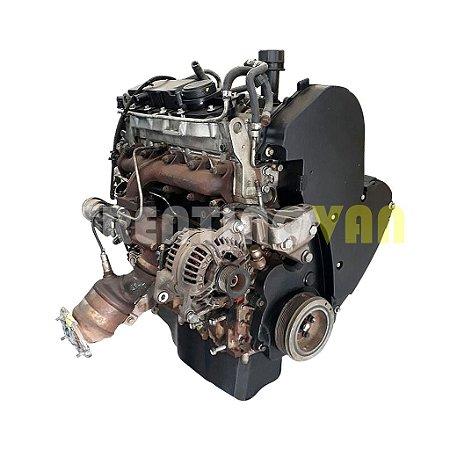 Motor Peugeot Boxer 2.3 Euro 5 a base de troca de 2012 a 2017