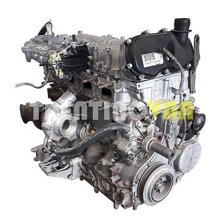 Motor Iveco Daily 3.0 Euro 5 de 2013 a 2017