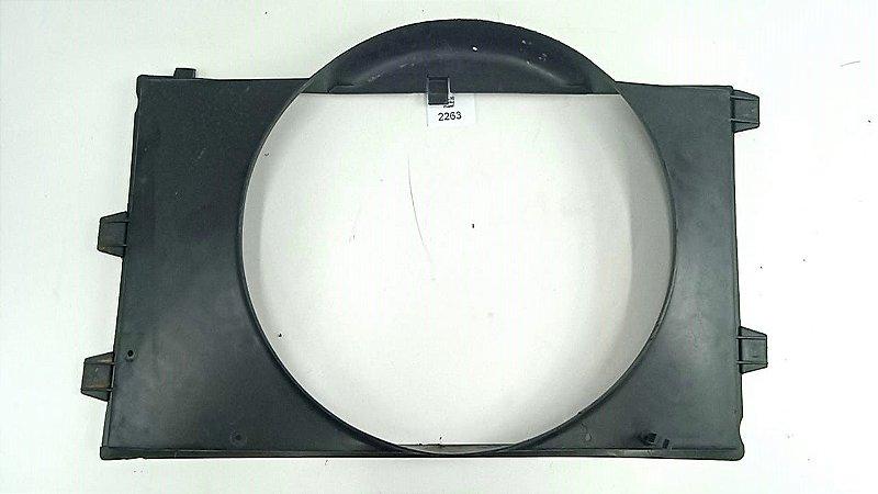 Defletor Radiador Sprinter - A9015051655 - 02 a 11