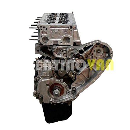 Motor Fiat Ducato Boxer Jumper Parcial 2.3 Euro 3 - Base de Troca