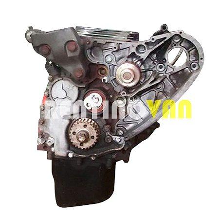 Motor Peugeot Boxer parcial 2.3 Euro 3 a base de troca de 2010 a 2012