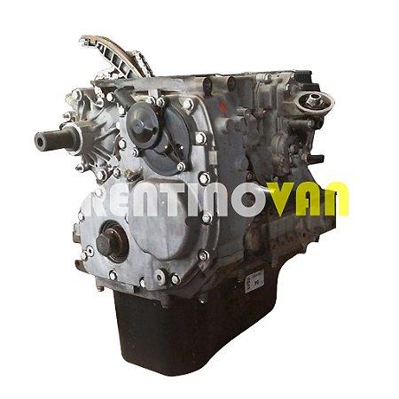 Motor Iveco Daily parcial Euro 3 a base de troca de 2009 a 2012
