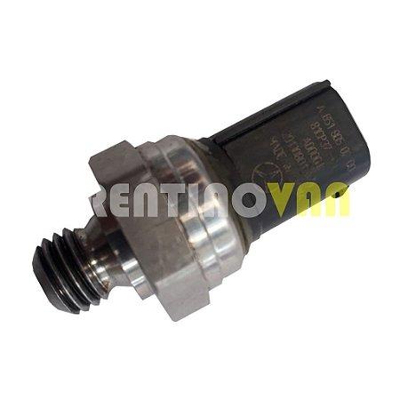 Sensor de Pressão Combustível - A6519050200 - Mercedes Sprinter CDI