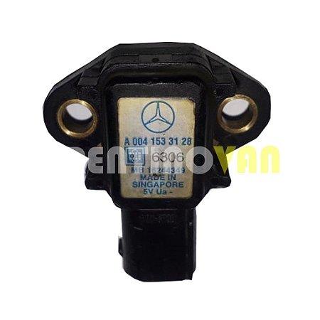Sensor de Pressão MAP - A0041533128 - Sprinter CDI