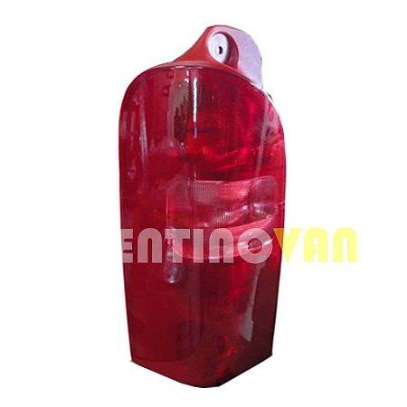 Lanterna Traseira Lado Esquerdo Motorista - Renault Master 2000 a 2004