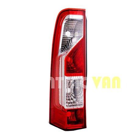 Lanterna Traseira Lado Esquerdo Motorista - Renault Master Moderna 2013 a 2019