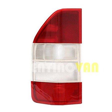 Lanterna Traseira Lado Esquerdo Motorista - Mercedes Benz Sprinter CDI 311/313 2002 a 2012