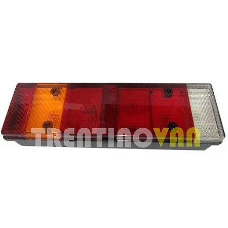 Lanterna Traseira Lado Esquerdo Motorista - Iveco Daily Van 1997 a 2008