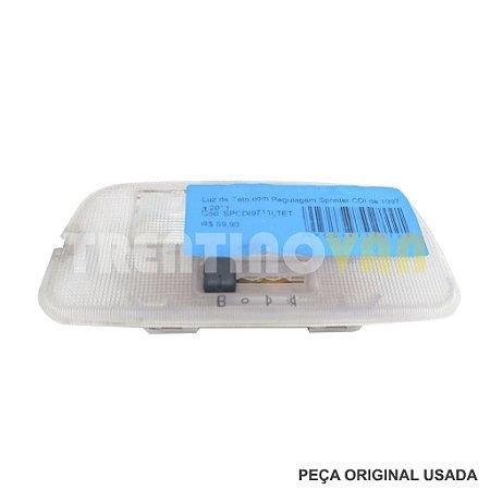 Luz de Teto com Regulagem Sprinter CDI de 1997 a 2011