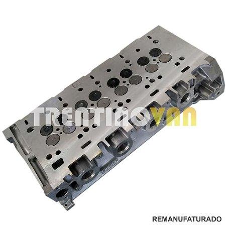 Cabeçote Master 2.5 16V - 05 a 12 Retificado Base de Troca