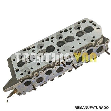 Cabeçote HR Bongo H100 8V - 06 a 12 Com Balancins e Comando Na Troca