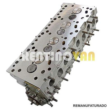 Cabeçote Ducato Boxer Jumper 2.8 8v Turbo Mecânico - Std 150 - Atual 149,75mm - 00 a 05 - a Base de Troca