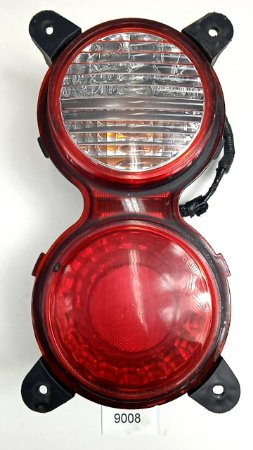 Lanterna Bongo Chassis - 07 a 11 - Esquerdo