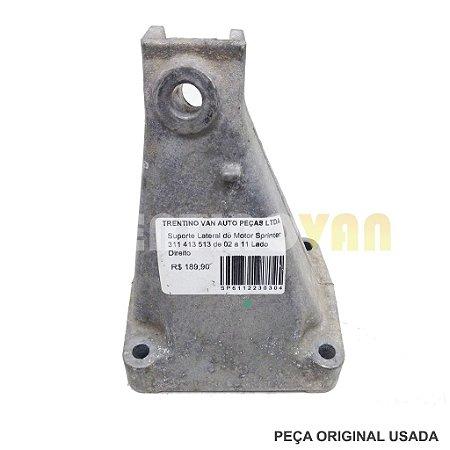 Suporte Lateral Direito Motor Sprinter CDI 311 415 515 - A6512234604 - 12 a 17