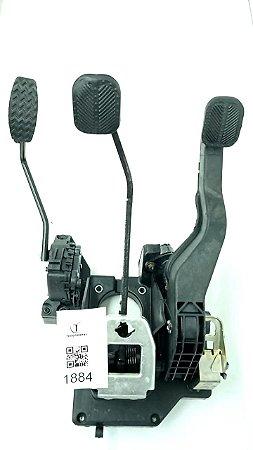 Conjunto Pedaleira Fiat Ducato Boxer Jumper - 2.3 e 2.8 - 06 a 17