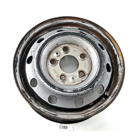 """Roda Ferro Aro 16"""" Ducato Boxer Jumper - 5253 - 00 a 17"""