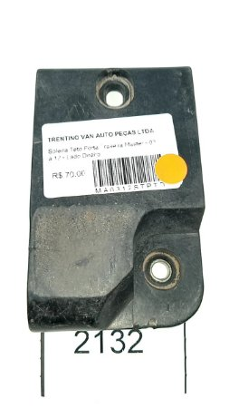 Batente Limitador Porta Traseira Master - 05 a 12 - Direito