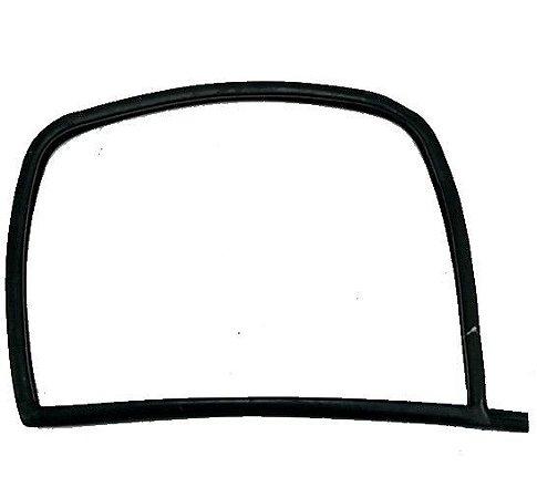 Borracha do vidro porta Dianteira Ducato Boxer - 00 a 17