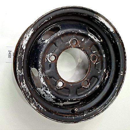 Roda Ferro Aro 14 Bongo - 07 a 11