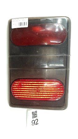Lanterna Traseira Trafic - 97 a 02 - Direito