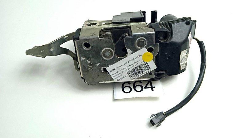 Fechadura Elétrica Porta Dianteira Ducato - 97 a 17 Esquerdo