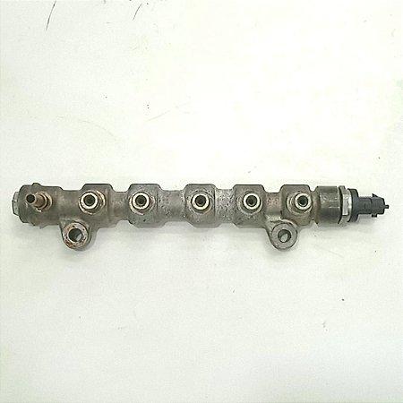 Flauta Tubo Rail Completo Master 2.5 0445214079 C/ Sensor