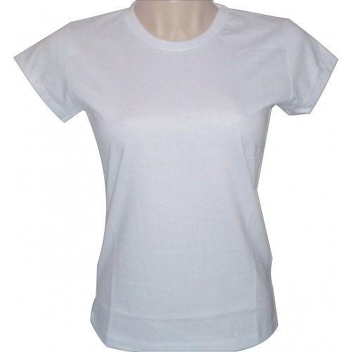 Camiseta branca baby look para sublimação - PLANETA CONFECÇÕES 6f7be02dfff9f