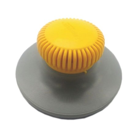 Lixador Manual Redondo Com Velcro 150mm Cód 162 - Purplex