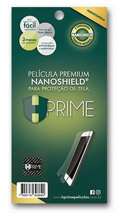 Película HPrime Apple iPhone 8 Plus - VERSO - NanoShield