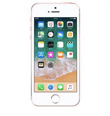 iPhone SE (Rose) 16Gb Semi Novo