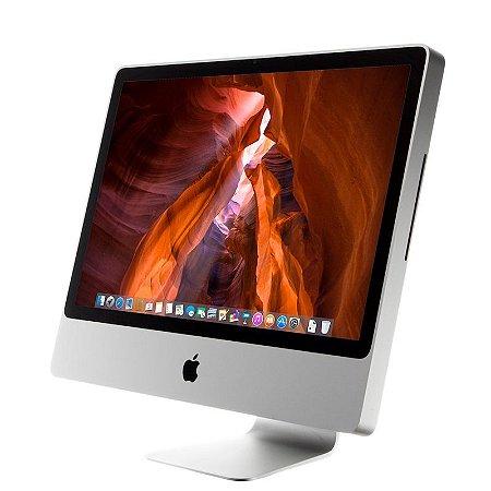 iMac 24p Early 2009 Core 2 Duo 3,06Ghz 240Gb SSD 6gb RAM 512Mb Vídeo Intel