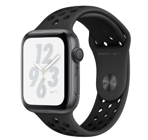 Apple Watch Series 4 40mm Nike+ GPS - Preto