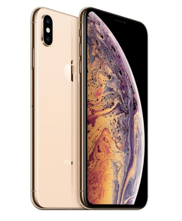 iPhone XS Max 256Gb Dourado Gold