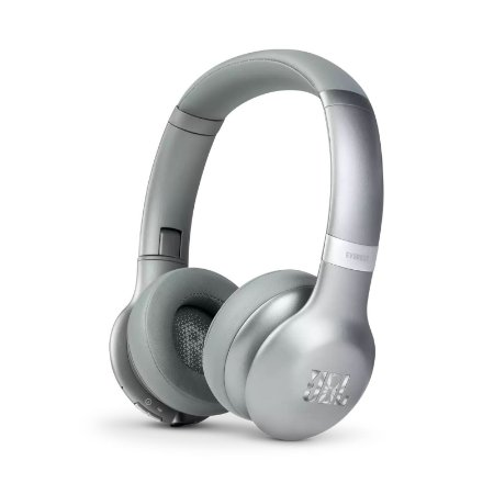 Fone de Ouvido JBL Everest 310, Bluetooth, On Ear, Prata