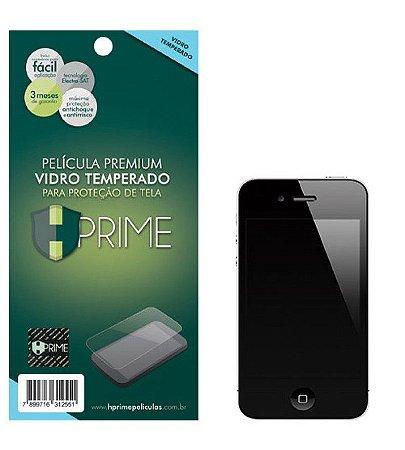 Película de Vidro Temperado HPrime para Apple iPhone 4, Transparente, Leve 2 Pague 1