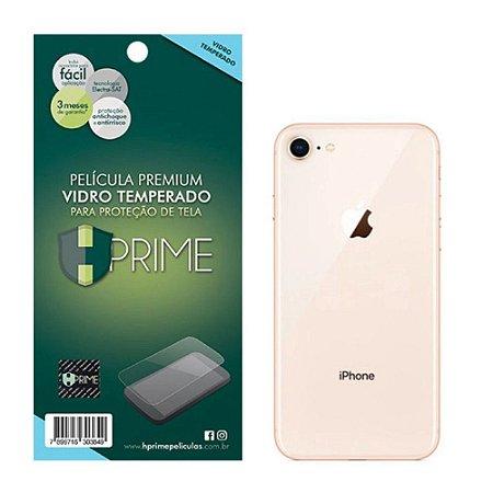 Película de Vidro Temperado HPrime para Apple iPhone 8 - Verso, Leve 2 Pague 1