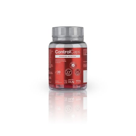 01 - Control Caps - Advanced Nutrition - 30 Cápsulas