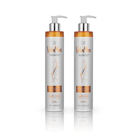 Kit Shampoo + Condicionador Volumax Encorpa Fios 300ml