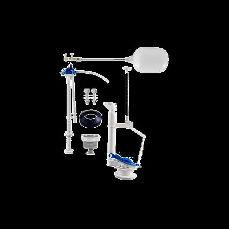 Mecanismo Completo Universal Acionamento Superior Caixa Acoplada MU/S Astra