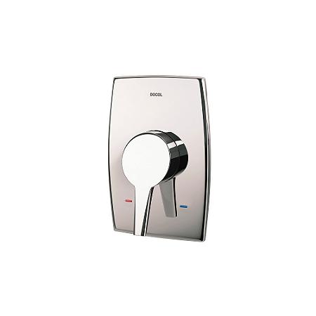"""Acabamento para Monocomando de Chuveiro Alta Vazão 3/4"""" Nexus Docol 00502906"""