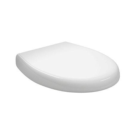 Assento Sanitário Termofixo com Slow Close para Bacia Infantil Studio Kids Branco API.166.17 Deca