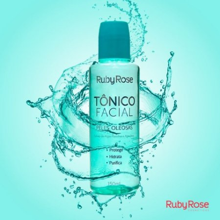 Tônico Facial Ruby Rose