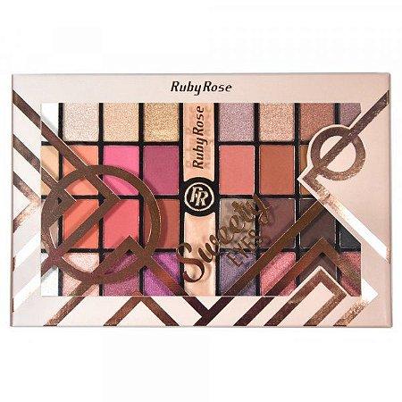 Paleta de sombra Ruby Rose - Sweety Eyes HB-9972