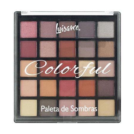 Paleta de sombra Luisance - colorful