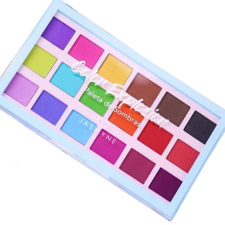 Paleta de Sombras - Color Explosion Jasmyne