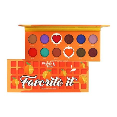 Paleta de Sombras Favorite It